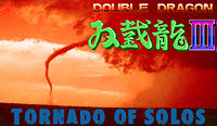 Tornado Of Solos: Double Dragon 3 cover